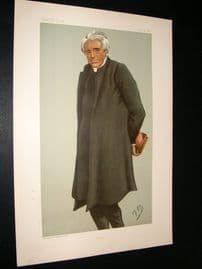 Vanity Fair Print 1895 Dean Samuel Hole of Rochester