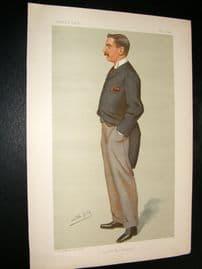 Vanity Fair Print 1895 F. S. Hamilton