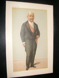 Vanity Fair Print 1895 Francois Felix, President of the French Republic