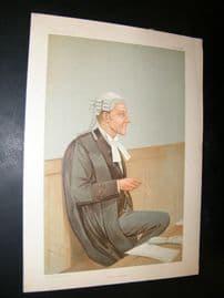 Vanity Fair Print 1896 Alfred Austin, Literary