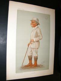 Vanity Fair Print 1896 Oswald Henry Ames.
