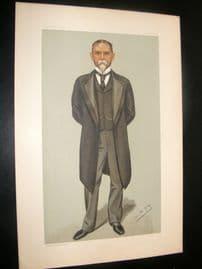 Vanity Fair Print 1897 John Hay, American