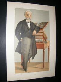 Vanity Fair Print 1898 Eugene Henri Brisson, Legal.