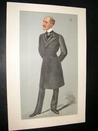 Vanity Fair Print 1898 Lord Revelstroke