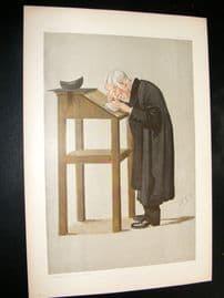 Vanity Fair Print 1898 William Archibald Spooner