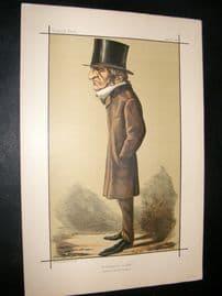 Vanity Fair Print 1898 William Gladstone, Prime Minister