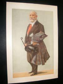 Vanity Fair Print 1899 Emile Loubet French President