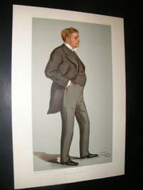 Vanity Fair Print 1899 Joseph Hodges Choate, American