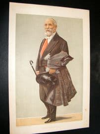 Vanity Fair Print 1899 M. E. Loubet