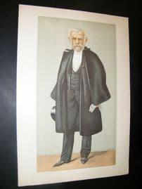 Vanity Fair Print 1899 Pierre Paul Cambon, French Ambassador