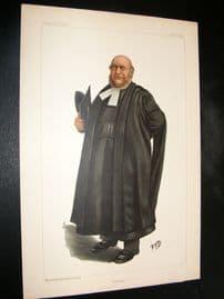 Vanity Fair Print 1899 Thomas Fowler