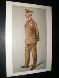 Vanity Fair Print 1900 George Stuart White, V. C. Boer War