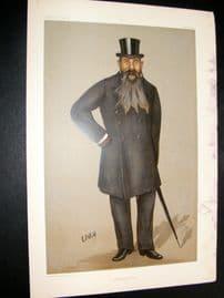 Vanity Fair Print 1900 M. T. Steyn
