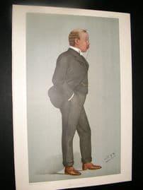 Vanity Fair Print 1900 Richard Frederick Cavendish