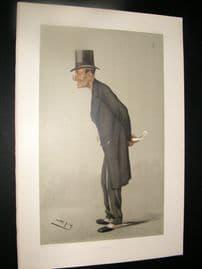 Vanity Fair Print 1900 Sir John Talbot Dillwyn-Llewelyn