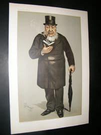 Vanity Fair Print 1900 Stephanus Johannes Paulus Kruger, Boer War
