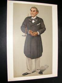 Vanity Fair Print 1901 Algernon Heneage
