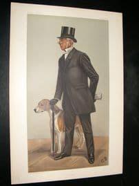Vanity Fair Print 1901 Cecil Legard