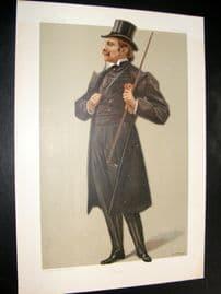 Vanity Fair Print 1901 Edmond Rostand