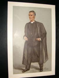 Vanity Fair Print 1901 Edward Lyttleton