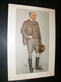 Vanity Fair Print 1901 General Kelly-Kenny, Military