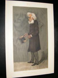 Vanity Fair Print 1901 H. Ibsen, Literary