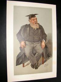 Vanity Fair Print 1901 High Master of St. Pauls