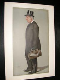 Vanity Fair Print 1901 James John Hornby