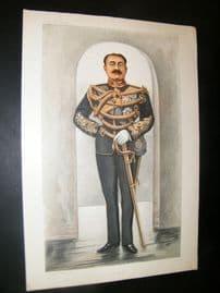 Vanity Fair Print 1901 Maharajah of Cuch Behar