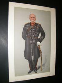 Vanity Fair Print 1901 Surgeon-General Jameson, Military