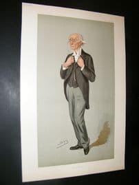 Vanity Fair Print 1901 Vice Provost Warre-Cornish of Eton