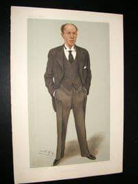 Vanity Fair Print 1902 Alexander Condie Stephen