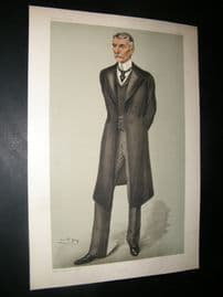 Vanity Fair Print 1902 Frederick Forestier-Walker