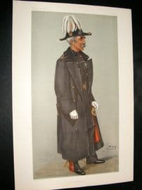 Vanity Fair Print 1902 Henry Trotter