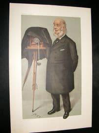 Vanity Fair Print 1902 J. B. Stone