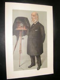 Vanity Fair Print 1902 John Benjamin Stone, Photographer
