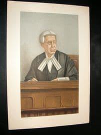 Vanity Fair Print 1902 Swinfin Eady, Legal