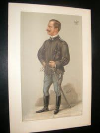 Vanity Fair Print 1902 Victor Emmanuel III, Royal