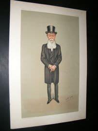 Vanity Fair Print 1902 William McEwan, Business