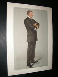 Vanity Fair Print 1903 Admiral William Henry May