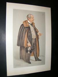 Vanity Fair Print 1903 Francis Henry Laking, Doctor