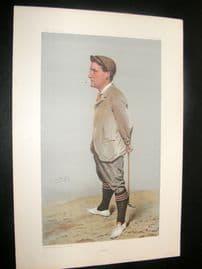 Vanity Fair Print 1903 H. H. Hilton, Golfer