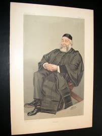 Vanity Fair Print 1903 Henry Montagu Butler, Teacher