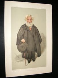 Vanity Fair Print 1903 Sir William Huggins, Doctor