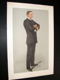 Vanity Fair Print 1903 W. H. May