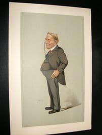 Vanity Fair Print 1904 C. H. Hemphill