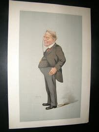 Vanity Fair Print: 1904 Charles Hemphill, Irish