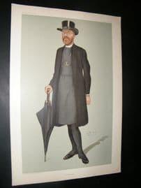 Vanity Fair Print 1904 Edward Talbot, Bishop of Rochester