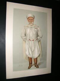 Vanity Fair Print 1904 Harry Aubrey Kaid De MaClean, Proof