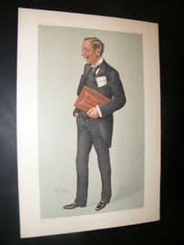 Vanity Fair Print 1904 John Frederick Bridge, Music